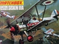 Matchbox 72 Siskin IIIA