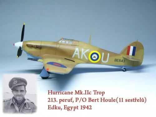 Hawker Hurricane Mk.IIc Trop 1/72 Legatokits