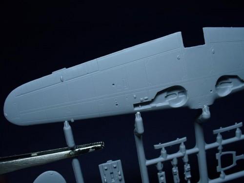 "Ki-100-I ""High-Back"" 1/72 RS model"