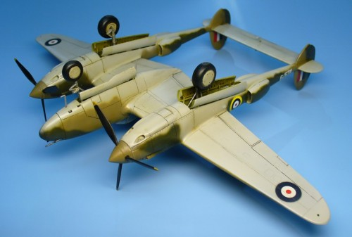 P-322-I Lightning 1/72 RS models