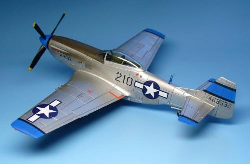 P-51D Mustang 1/72 Airfix