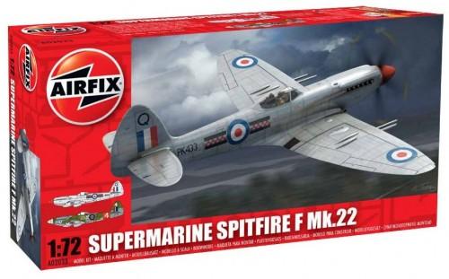 Spitfire F Mk. 22 (Airfix, 1/72)
