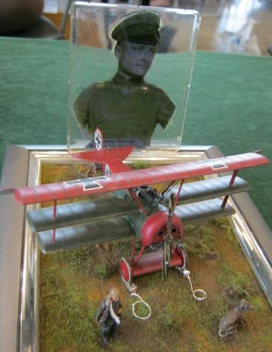 Doráma Fokker Rudého Barona, klasika