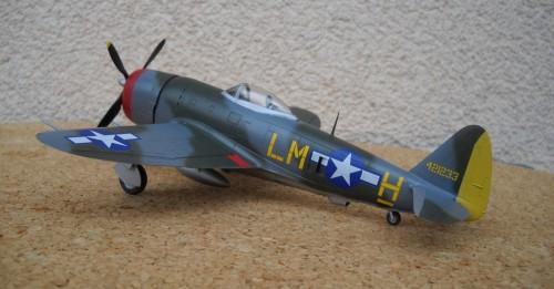 Republic P-47M Thunderbolt 1/72 Revell