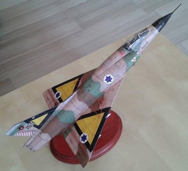 "Mirage III C ""Shahak"" 1/32"