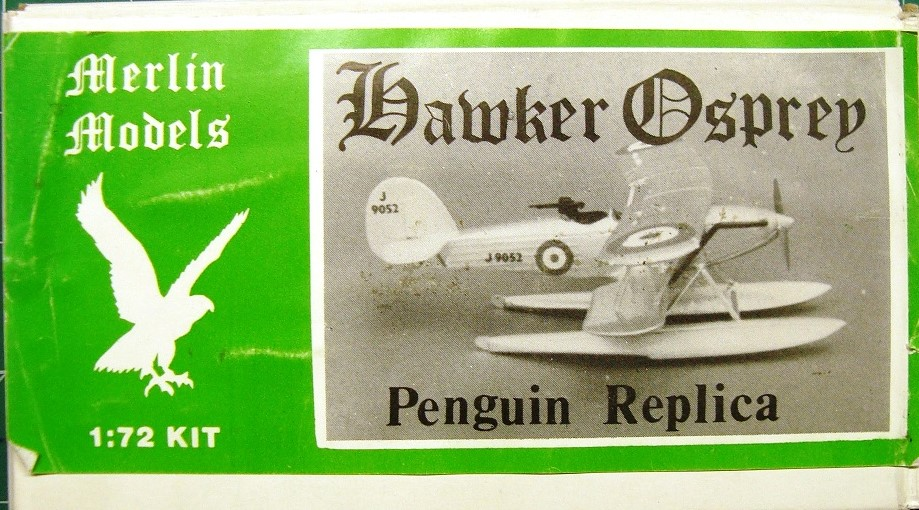 FROG PENGUIN 1/72 HAWKER OSPREY (Merlin Models)
