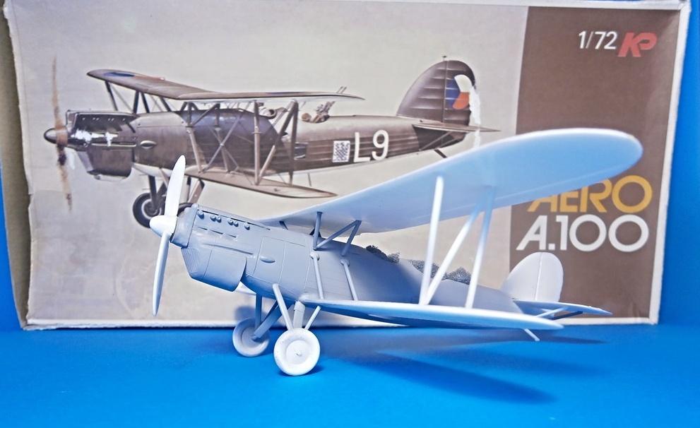 AERO A-100 1/72 KP (old)