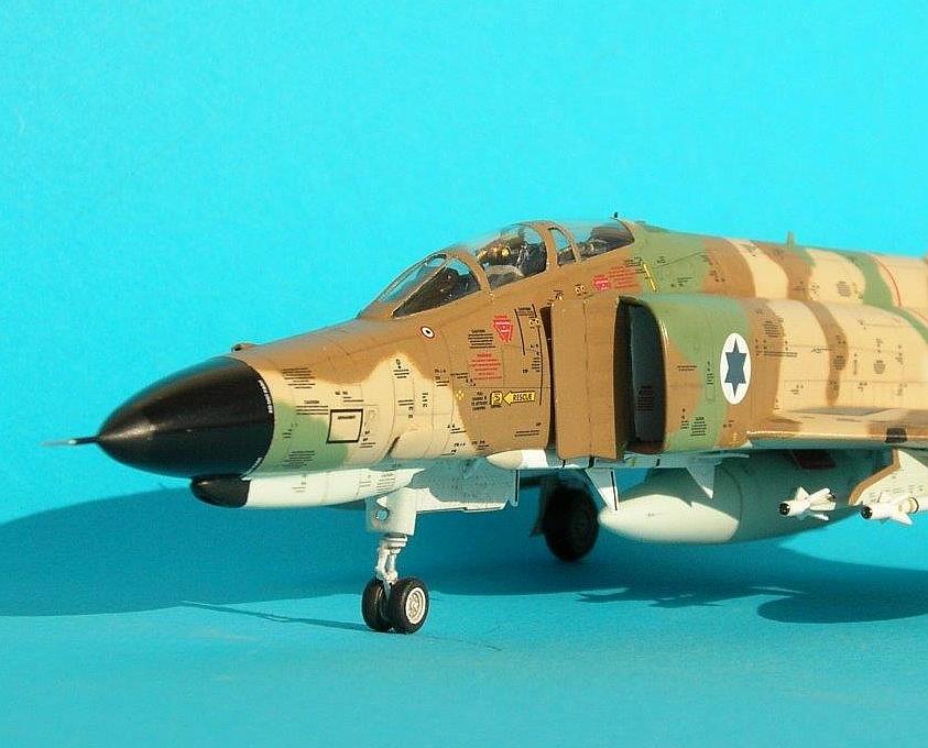 F-4E PHANTOM, REVELL, Yoav Efrati