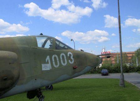 SUCHOJ SU-25K WALKAROUND