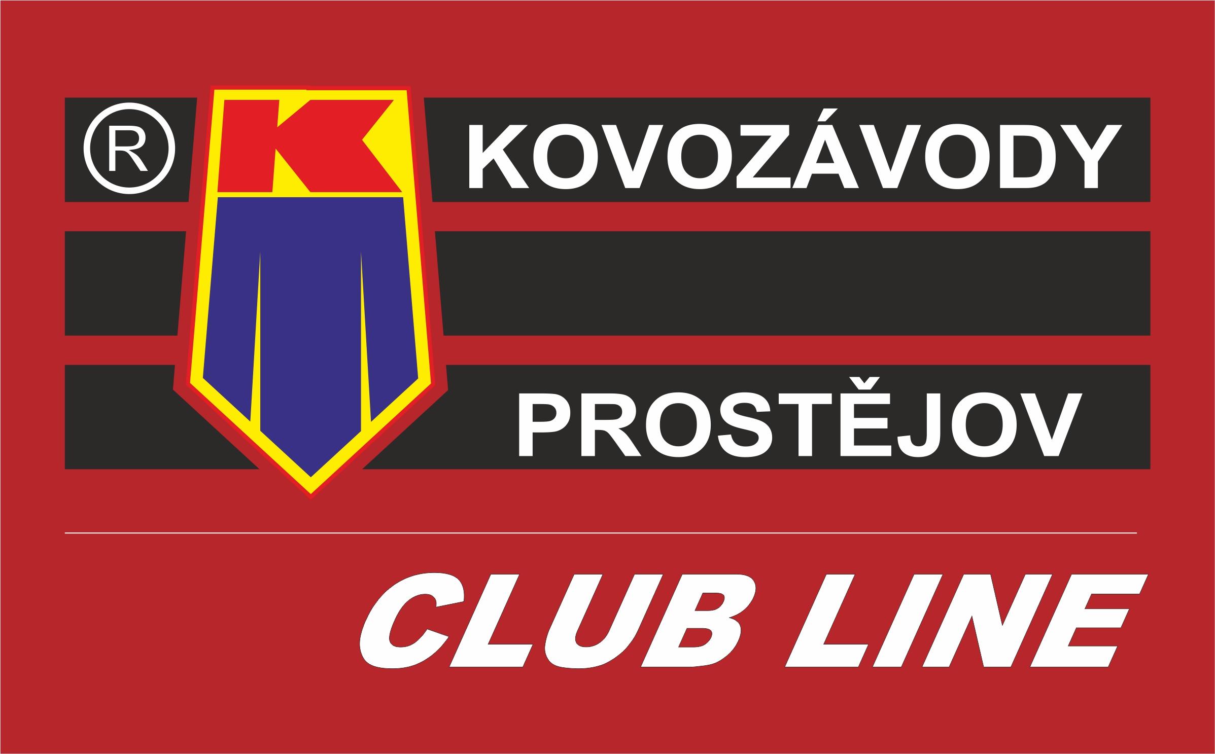 """NOVÁ ŘADA MODELŮ Z KP – """"CLUB LINE"""""""