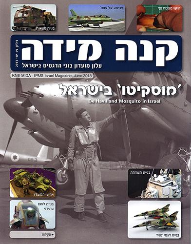 Kne Mida přináší vítané podklady nejen izraelským modelářům
