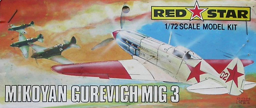 mig-3-red star