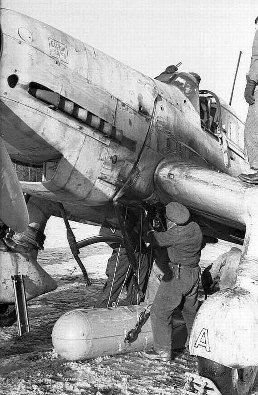Russland, Junkers Ju 87