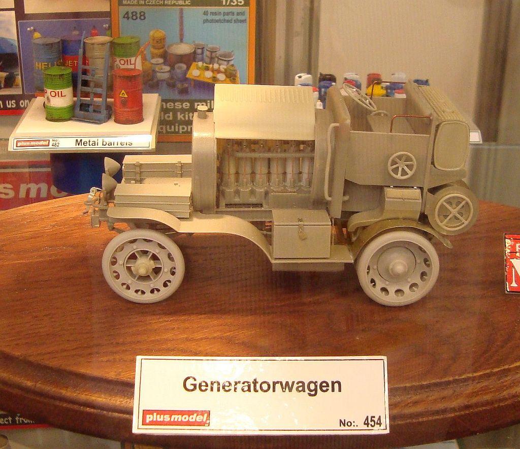generatorwagen