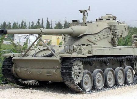 AMX-13, 1/35, TAMIYA, NÁHLED DO KRABIČKY