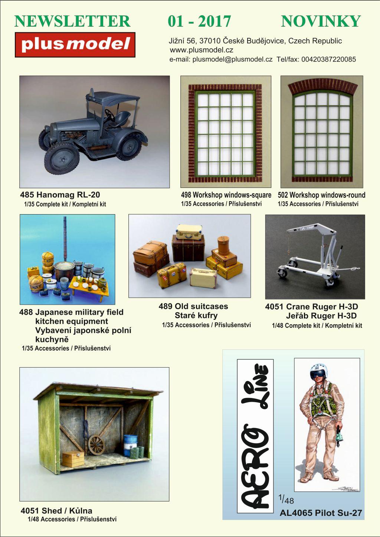 Newsletter plusmodel 17-01