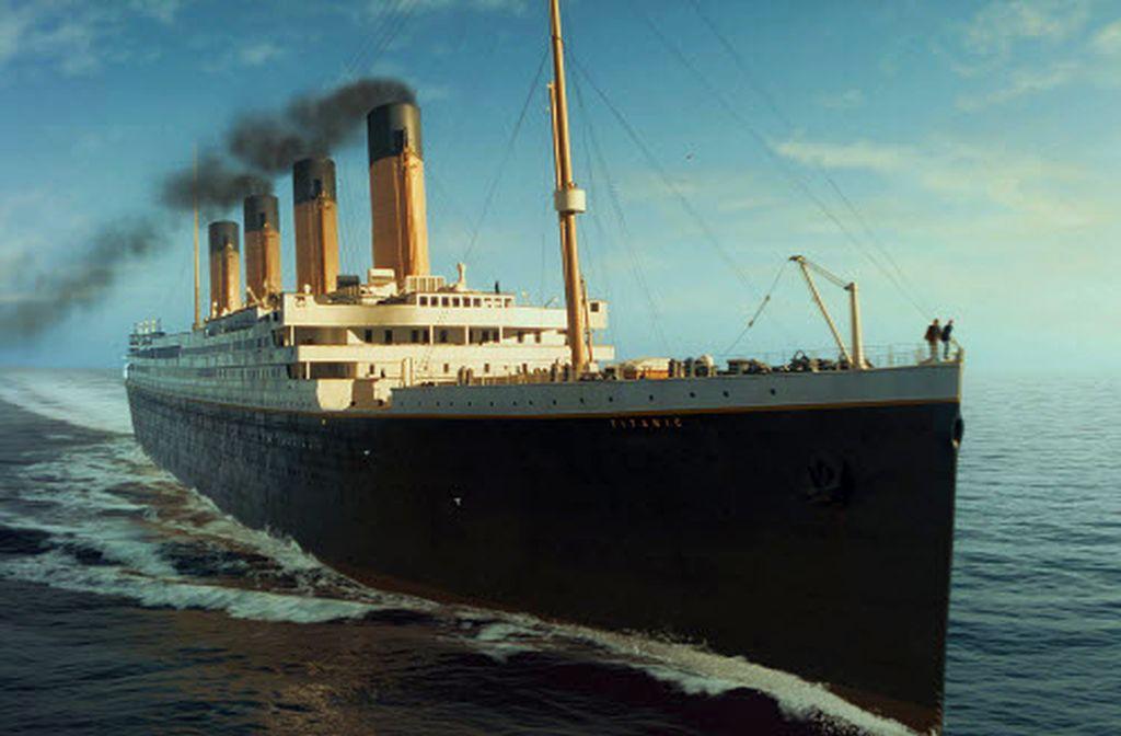 Ing. Zoltán Kalamár spočítal a navrhl systém vodotěsných přepážek lodi Titanic.
