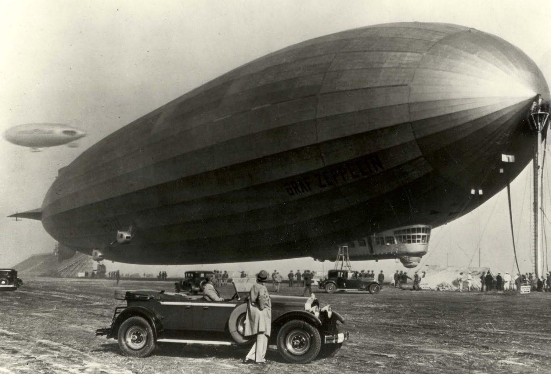 Úspěšný gumopryžový výrobek hraběte Zeppelina. Licenci zakoupily čs. firmy Vulkan a Ola Gum. Původní design zmenšily a úspěšně se zapojily do boje proti alimentačním poplatkům