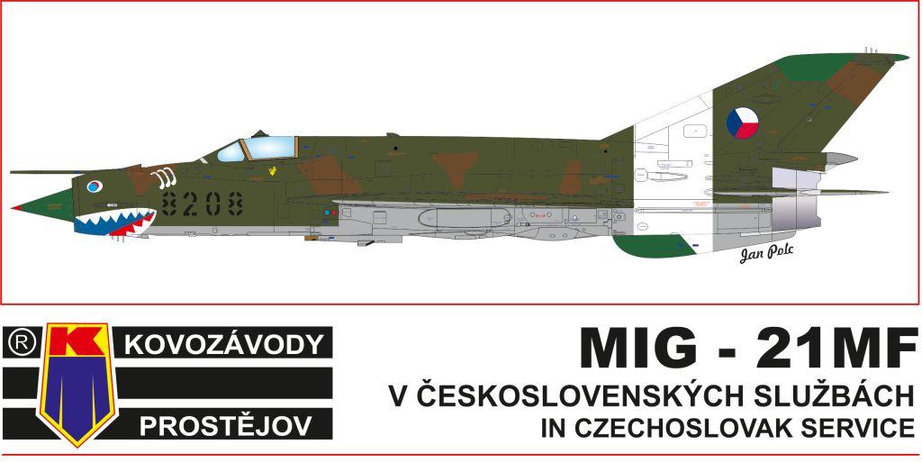 MiG-21MF & R – NÁVODY KE STAŽENÍ