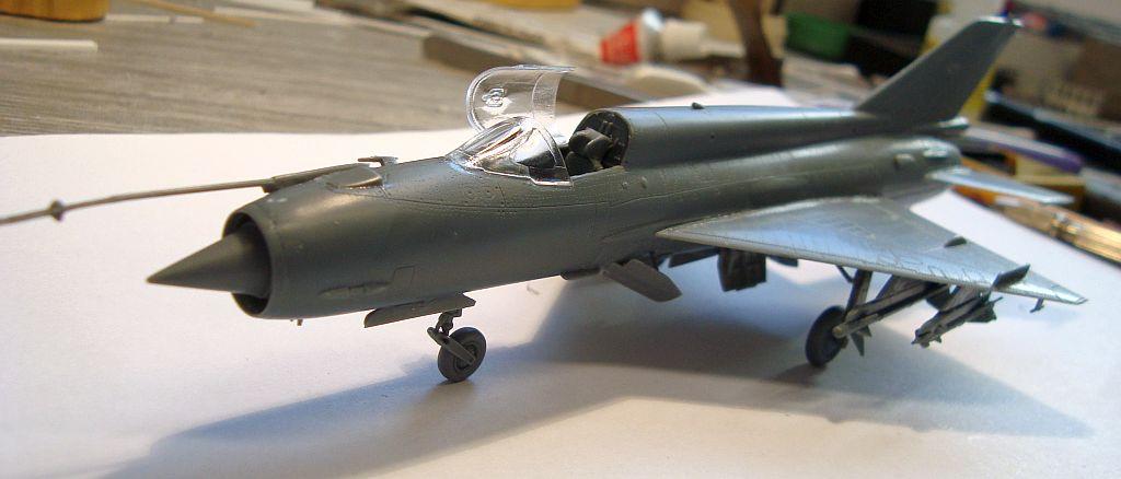 "MIG-21MF & R ""FISHBED"" – PREMIÉRA V MOSONU"