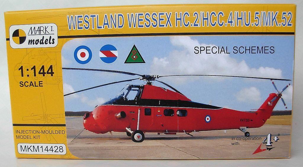 WESTLAND WESSEX HC.2/HCC.4/HU.5/Mk.52, MARK 1 1/144, NÁHLED DO KRABIČKY