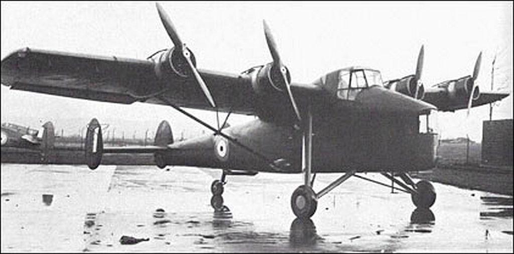 AIRSPEED AS-39 FLEET SHADOWER
