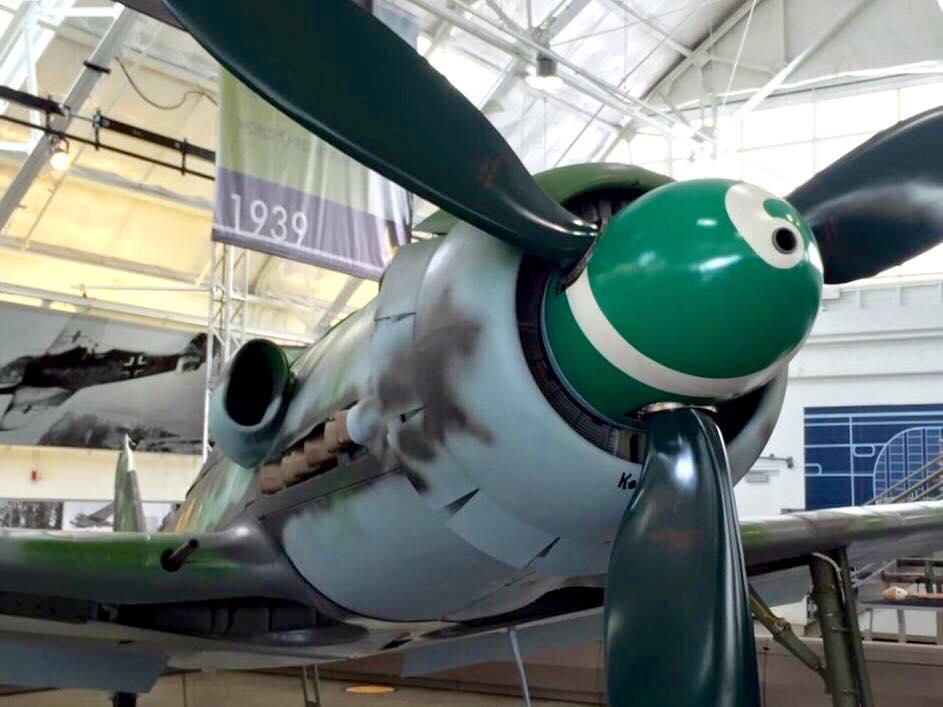 FOCKE WULF FW 190D-11/13 WALKAROUND