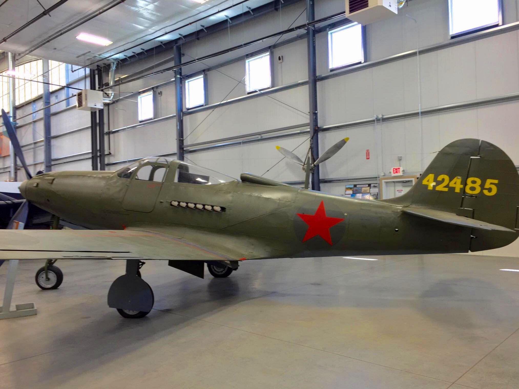 BELL P-39 AIRACOBRA WALKAROUND