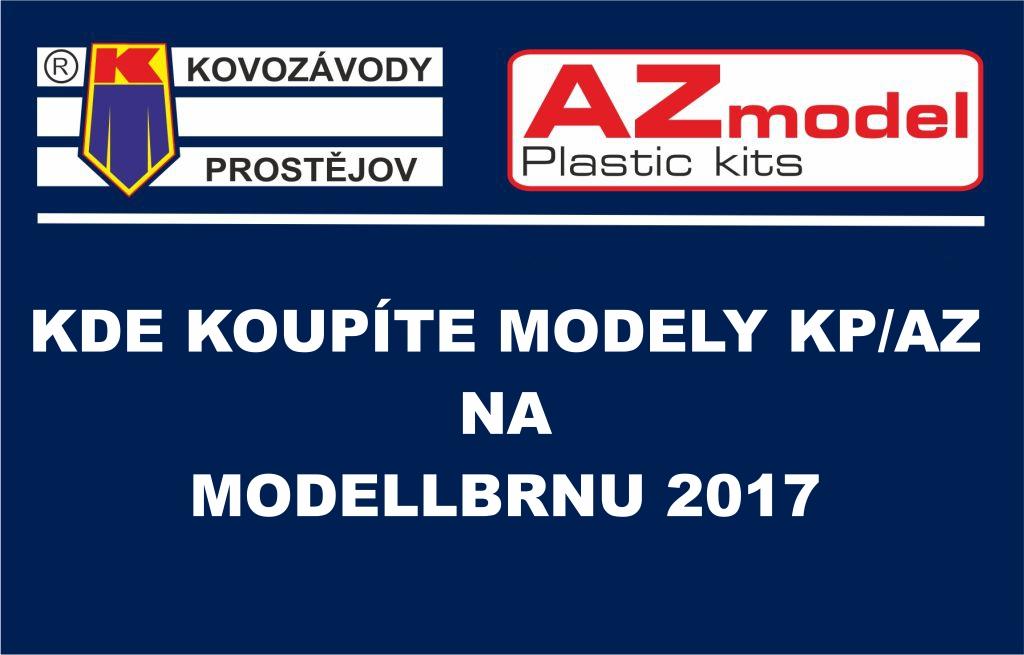 KOVOZÁVODY PROSTĚJOV A AZ MODEL NA MODELLBRNU 2017…