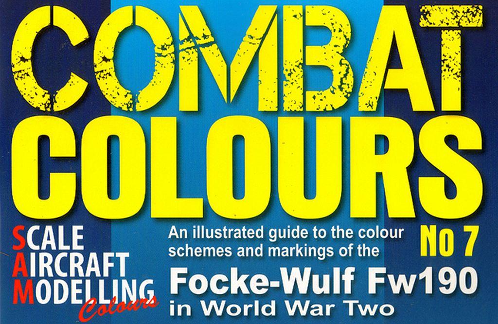 COMBAT COLOURS NO. 7 – FOCKE WULF FW 190 IN WWII