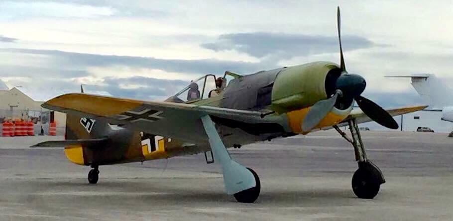FOCKE WULF FW 190A-5 WALKAROUND