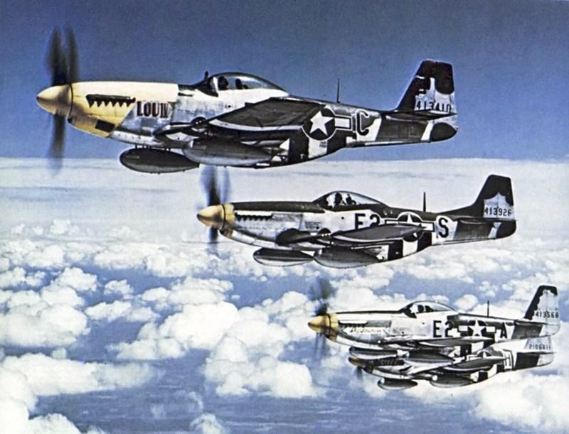 N. A. P-51D MUSTANG WALKAROUND