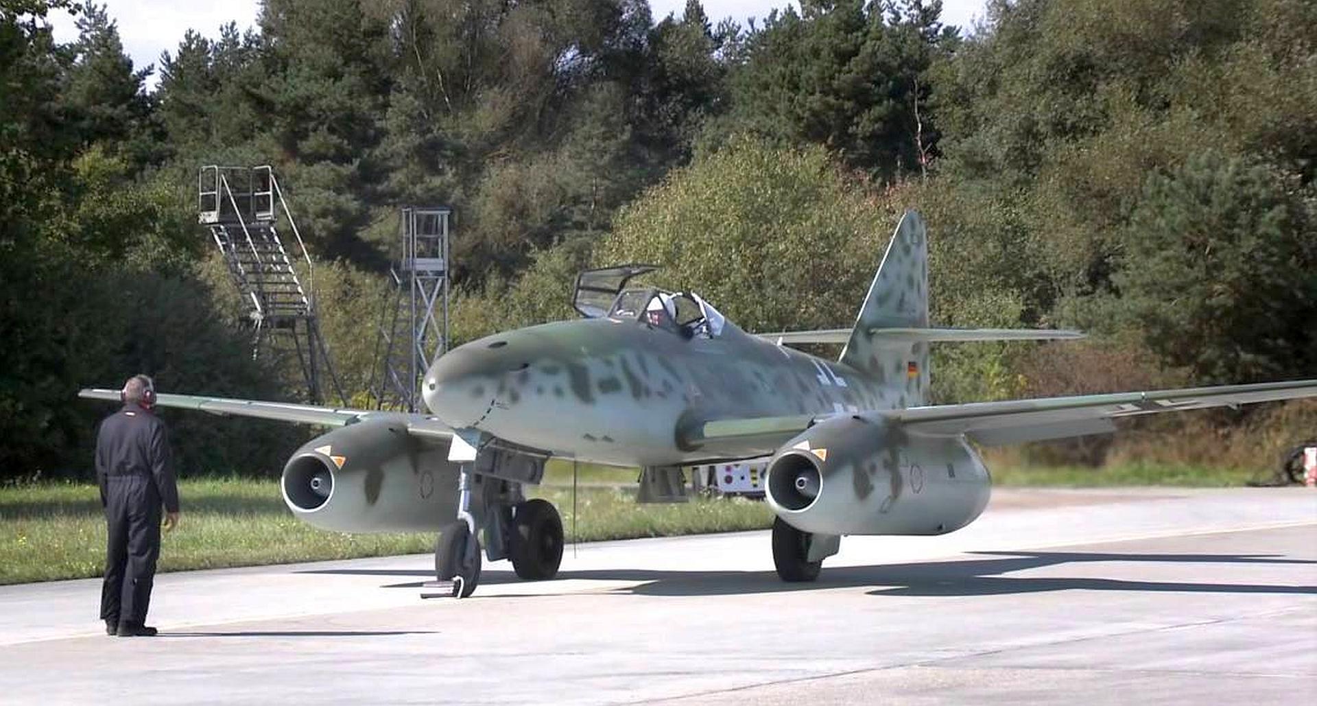 MESSERSCHMITT ME 262 (S-92) 1/72, JAK JSOU KP DALEKO?