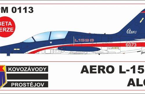 "L-159 NÁVOD – MODEL HOBBY – ""BETA VERZE"""