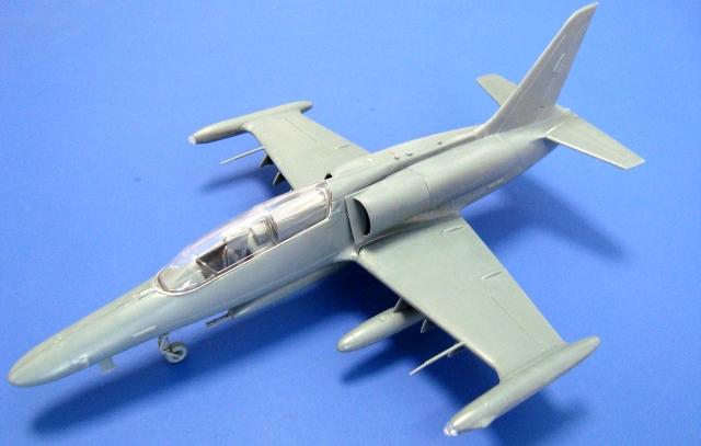 AERO L -159 ALCA – TESTOVACÍ STAVBA