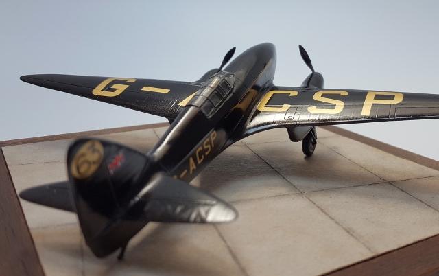 BELL AH-1G, 1/72 AZ MODEL A DH-88 COMET, 1/72 KP, MATĚJ SABOLČÁK