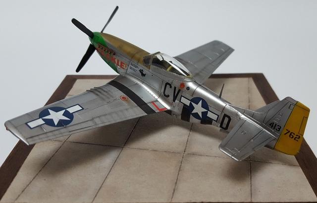 KOLEKCE P-51C&D, 1/72 RŮZNÍ VÝROBCI, MATĚJ SABOLČÁK