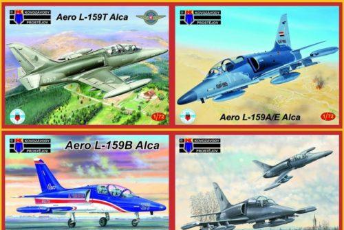 AERO L-159 ALCA – NÁVODY KE STAŽENÍ