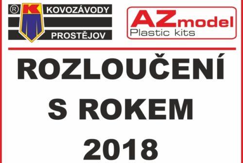 ROZLOUČENÍ TÝMU KP/AZ S ROKEM 2018