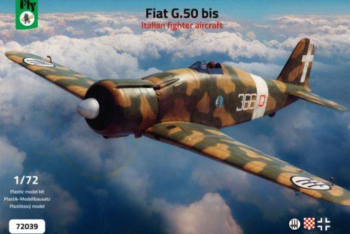 Fiat G.50 bis, Fly 1/72