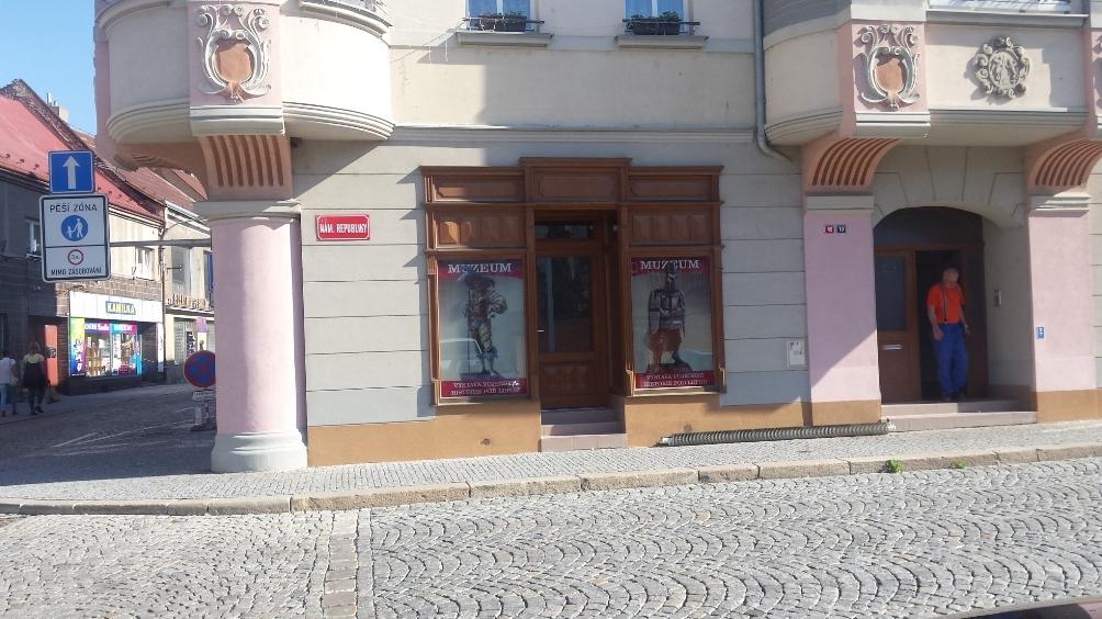 Duchcovské Muzeum historie v miniatuře otevřeno !!