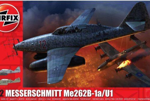 Me-262B-1a / Avia CS-92 – Airfix 1/72
