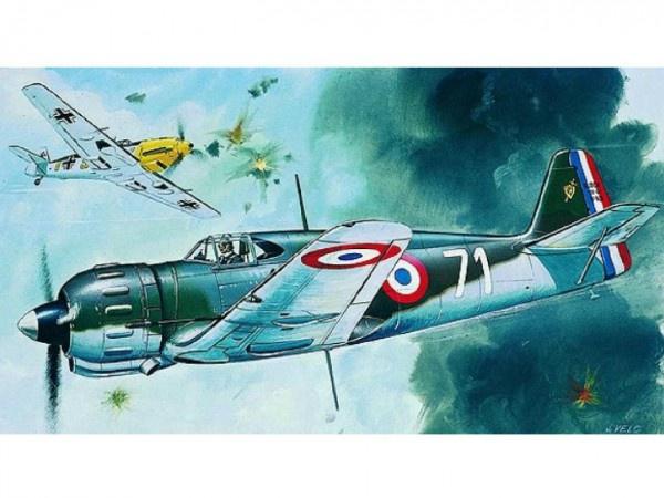 Čechoslováci na Blochu MB.151C-1 a MB.152C-1 v Bitvě o Francii (2)