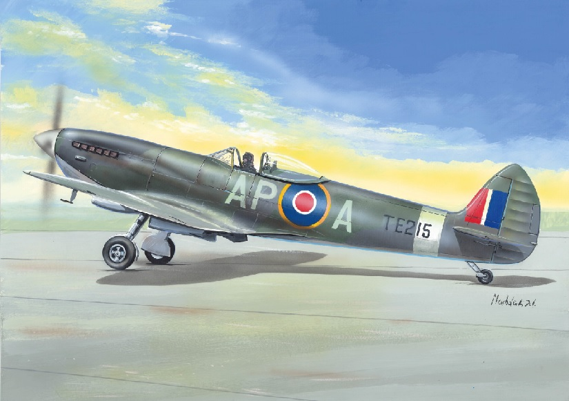 Supermarine Spitfire HF Mk.IX Bubble canopy