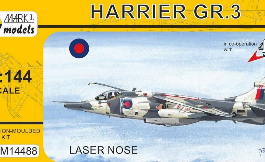 Harrier GR.3 – Mark I. models