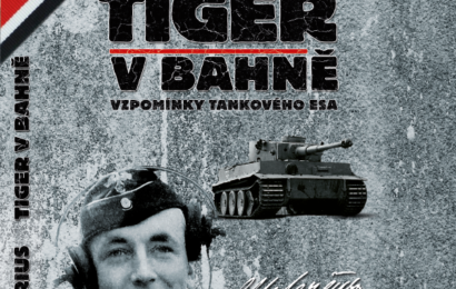 Tiger v bahně. Otto Carius