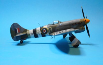 Hawker Tempest Mk.V 1. serie 1/72 Academy by LaV