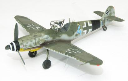 Bf 109 pana Romana Schilharta