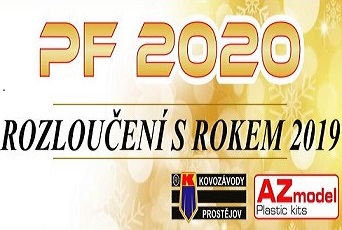 Rozloučení týmu KP/AZ s rokem 2019