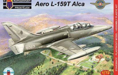 LOW VISIBILITY ZNAKY NA LETOUNECH L-159 ALCA